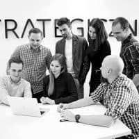 biuro strategiczni zespół