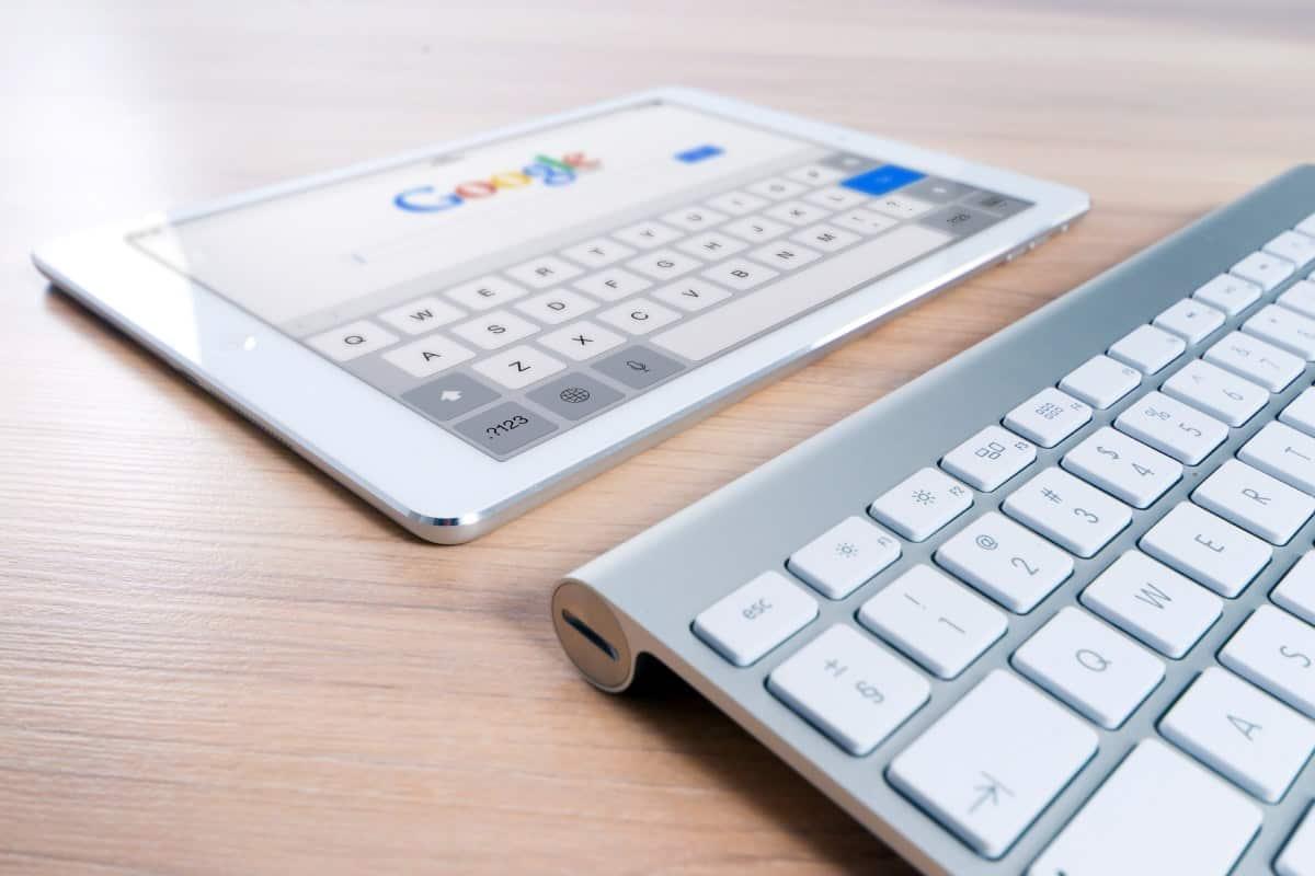 google i klawiatura