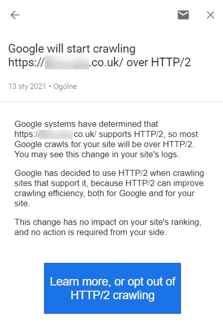 powiadomienie-google-search-console