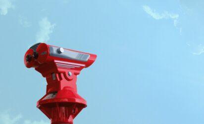 teleskop do obserwowania
