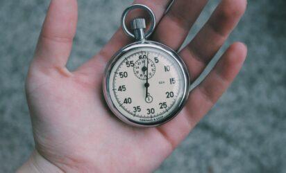 stoper mierzący czas - zdjęcie główne